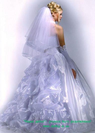 Секреты свадебного платья