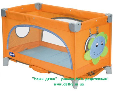 Chicco Spring Cot, Италия