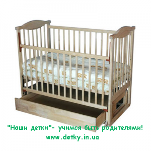Кроватка детская «ВМ-8»