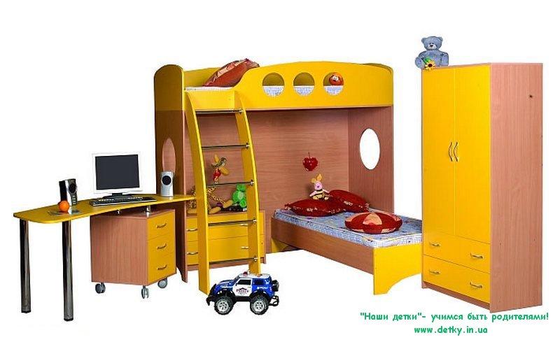 Советы по обустройство детской комнаты