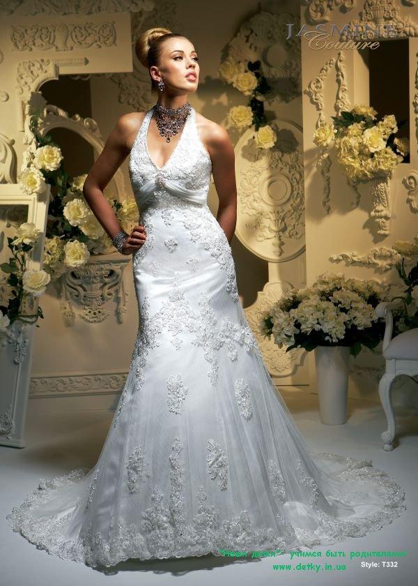 Тенденции свадебных и вечерних платьев.