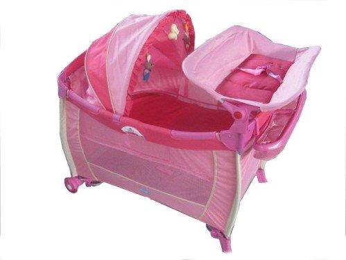 кроватка MiraRadi Barbie